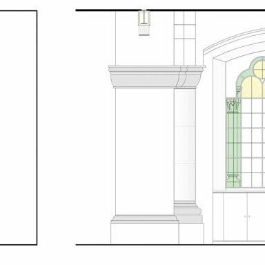 Fenster Detail